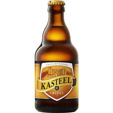 Kasteel bière blonde 11° - 33cl