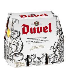 Duvel bière blonde 8,5° -6x33cl