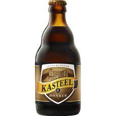 KASTEEL Bière brune belge 11% bouteille 33cl