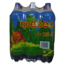 QUEBEC Soda 6x1.5l