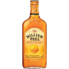 William Peel honey liqueur à base de miel 35° -75cl