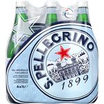 San Pellegrino eau gazeuse 6x1l