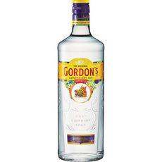 GORDON'S Gin london 37,5% 70cl