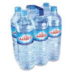 Saint Lambert eau de source naturelle 6x1,5l