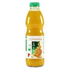 Auchan pur jus de clémentine 1l