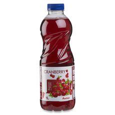 Auchan cranberry 1l