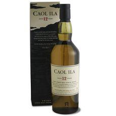 Caol Ila 12 ans whisky 43° -70cl