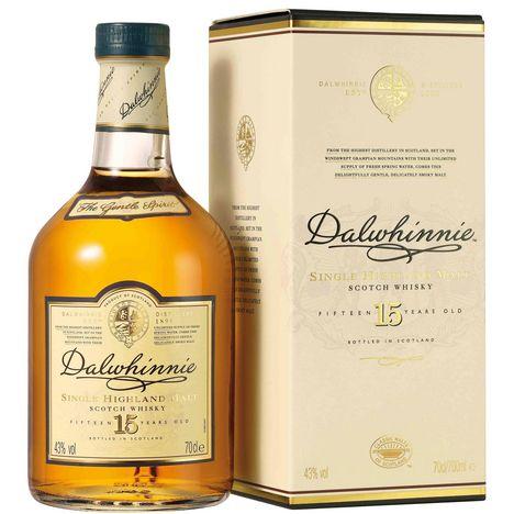 DALWHINNIE Scotch whisky single malt ecossais 43% 15 ans