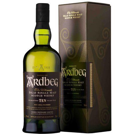 ARDBERG Scotch whisky single malt ecossais Islay 46% 10 ans
