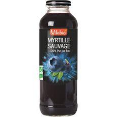 Vitabio jus de myrtilles bio 50cl