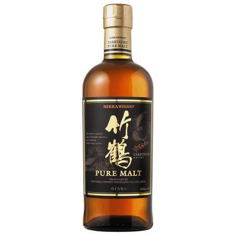 NIKA TAKETSURU Whisky japonais pure malt 43%