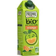 Bio Pressade nectar d'orange brique 1.5l