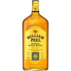 William Peel old scotch whisky 40° -1,5l