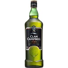 Clan Campbell scotch whisky 40° -1l
