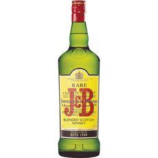 J&B rare whisky 40° -1l
