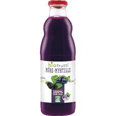 Bio Frutti pur jus de mûre myrtille 70cl
