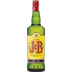 J&B Scotch whisky écossais blended malt 40% 70cl