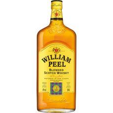WILLIAM PEEL Scotch whisky écossais blended malt 40% 1l