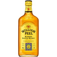 William Peel Old finest scotch whisky 40° -70cl