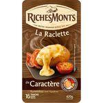 Riches Monts raclette caractère tranche 420g
