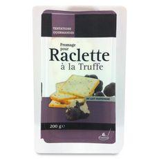 Fromage raclette à la truffe 200g