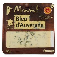 Bleu d'Auvergne AUCHAN MMM! Bleu d'Auvergne AOP