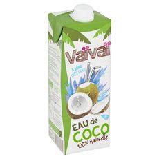 Vaïvaï eau de coco 1l