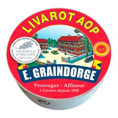 GRAINDORGE Petit Livarot AOP 250g