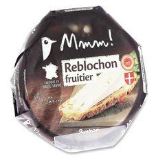 AUCHAN MMM! Reblochon de Savoie AOP fruité 450g