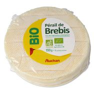 Auchan Pérail de brebis bio 150g