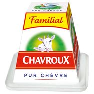 Chavroux familial 225g