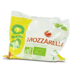 AUCHAN BIO Mozzarella 125g