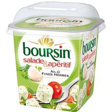 Boursin salade ail et fines herbes 120g