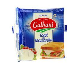 Galbani mozzarella en tranche 150g
