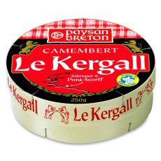 PAYSAN BRETON Camembert  le Kergall 250g