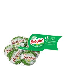 Mini Babybel au chèvre portion x6 -120g