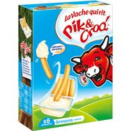 La Vache Qui Rit Pik & Croq' x8 -280g