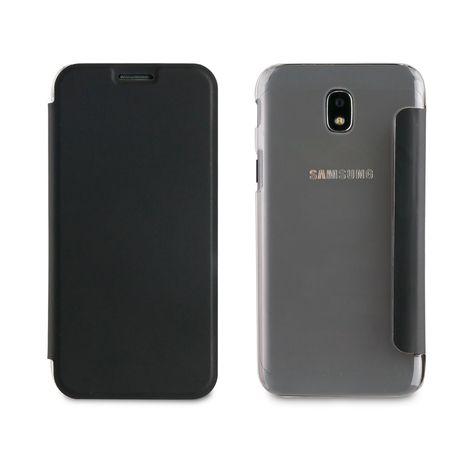 Etui folio pour Galaxy J3 - Noir QILIVE pas cher à prix Auchan