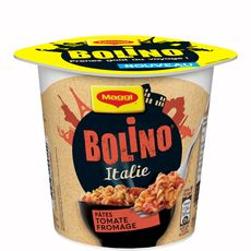 Maggi Bolino Italie, cup de pâtes tomate fromage 69g