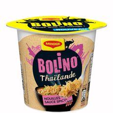 Bolino Thailande nouilles sauce spicy 49g