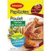 Maggi Les Papillotes de poulet herbes de provence 34g