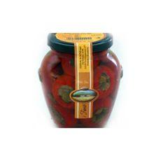 Satos poivrons farcis anchois thon capres 280g