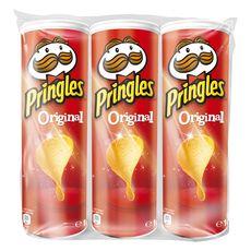 Pringles original 3x175g
