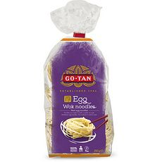 GO TAN Nouilles aux œufs pour wok 3-4 personnes 250g