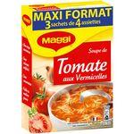 MAGGI : Soupe Tomates et Vermicelles