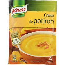 Knorr Soupe déshydratée à la crème de potiron 100g