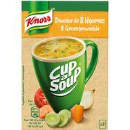 Knorr cup a soup 8 légumes 48g