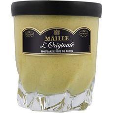 Maille moutarde fine de dijon l'originale verre 280g