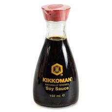 KIKKOMAN Sauce soja 150ml