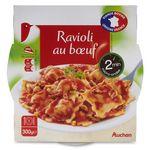 Auchan ravioli micro ondable 300g